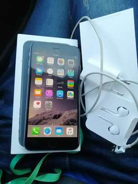 IPhone 6 Plus 16GB in box still new
