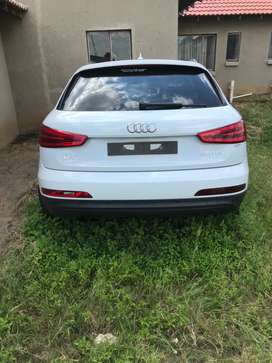 2017 Audi Q3 for stripping