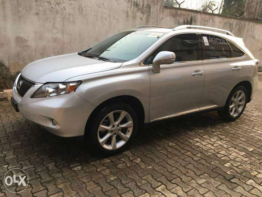 2011 LEXUS RX350 for sale at OMOLE phase 2 0