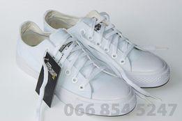 Кеды Converse (Конверсы) Белые монохром по цене от производителя УСПЕЙ