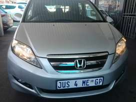 2009 MODEL HONDA FR-V 1.8 ENGINE CAPACITY AUTOMATIC