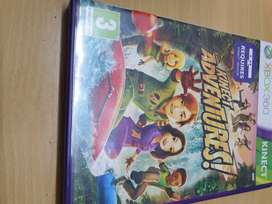 Xbox 360 kinect games for sale