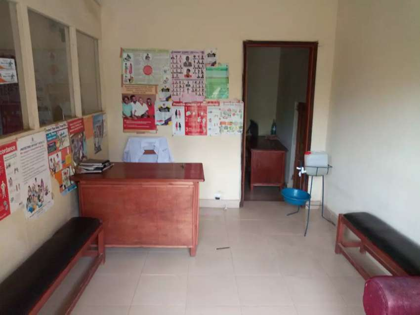 Medical center on sale in mbarara 0