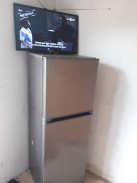 1year KIC fridge  & 1yr Tv 28 inch