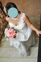 Платье свадебное в греческом стиле(весільна сукня у грецькому стилі)