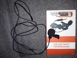 Proffesional Mic and USB Card Reader