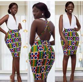 African  Clothes both Men and women's