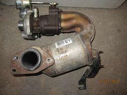 Турбина,КПП,топливный насос,двиг.- от Рено Кенго 2009г.,дв-1500.