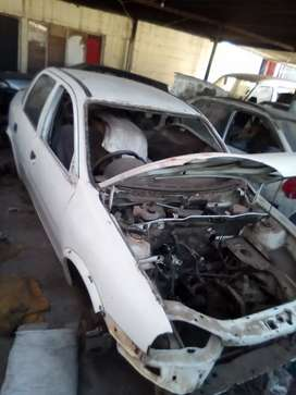 Corsa classic body with papers for sale