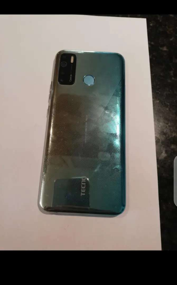 Tecno Camon 15 (Flagship model) 0