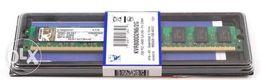 НОВАЯ оперативная память ПК DIMM DDR2 1GB2GB4Gb 800Mhz