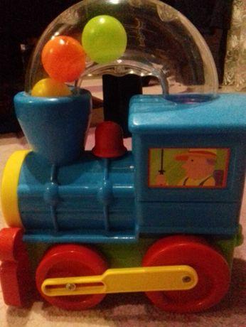 Паровозик от FineTime Toys Кременец - изображение 3