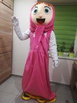 MASZA Chodząca żywa maskotka Kostium reklamowy Duży Pluszak Strój