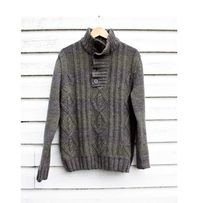 sweter z wełną Reserved