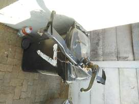 BMW  330  Removable tow bar