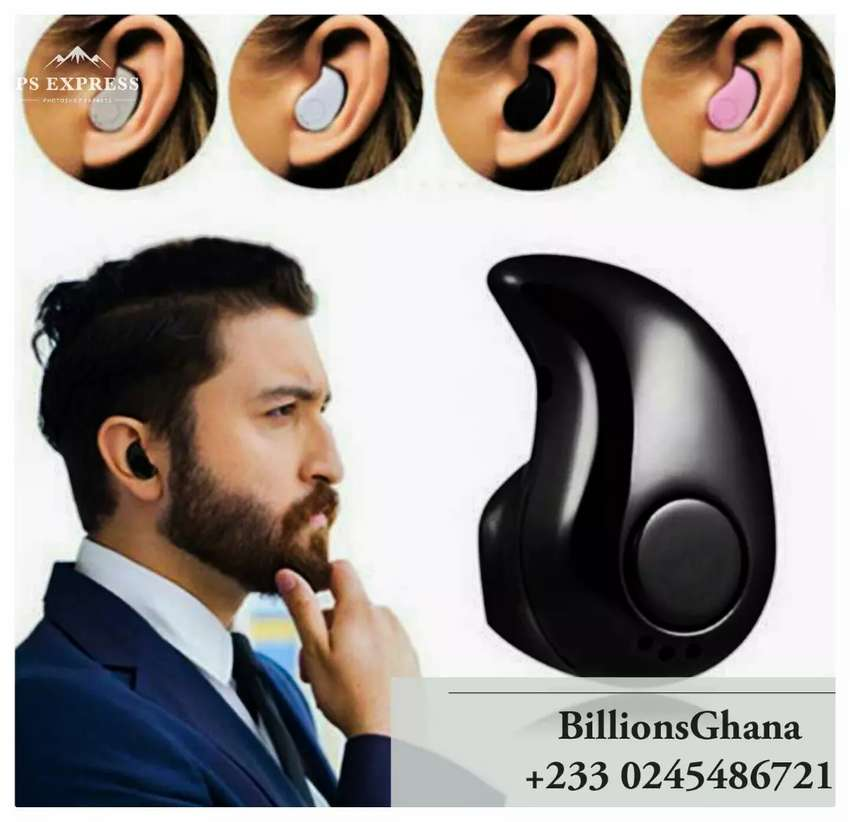 INVISIBLE EARBUD BLUETOOTH 0