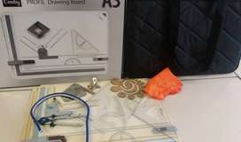 Egd drawing board, bag and accessories