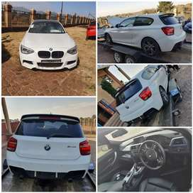 BMW 125i F20 SPARE PARTS