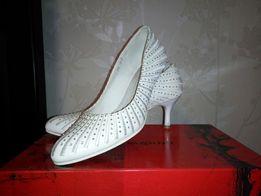 Туфли свадебные/выпускные