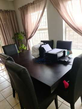 6 Seater dining room