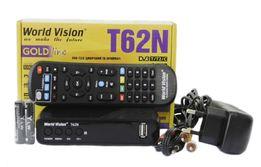Т2 тюнер World Vision T62N