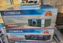 Omega Amps From R750 usb Mmc