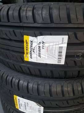 New tyre 255.60 R18 Dunlop new one's