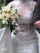 Sprzedam suknię ślubną firmy AGNES.