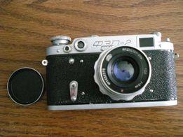 Продам фотоаппарат ФЭД-2 для качественного фото.
