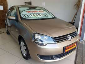 2016 VW POLO VIVO 1.4 TRENDLINE WITH ONLY 11683KMS