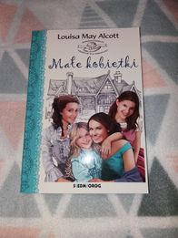 "Luisa May Alcott ""Małe kobietki"""