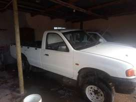 Its a Non running, 2000 model Ford ranger