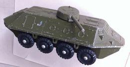 Игрушка СССР военная техника БТР