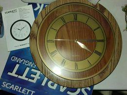 Настенные часы Scarlett SC-80P