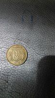 монета 25 копійок