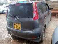 nissan note(2008) 0