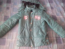 Куртка для мальчика,Бэмби,зима,рост 140,цена 250 грн