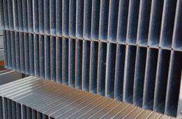 Profil stalowy 70x10x2 Brama Ogrodzenie palisadowe Nowoczesne
