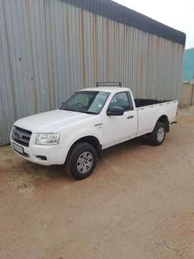 Ford ranger single cab 2008 model