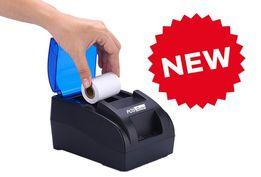 (ОРИГИНАЛ) Принтер чеков на 58 мм pos термопринтер чековый кассовый