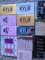Наборы жидких матовых помад KYLIE 6шт в наборе,цена за набор Кайли