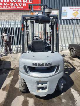 NISSAN 3TON HYSTER