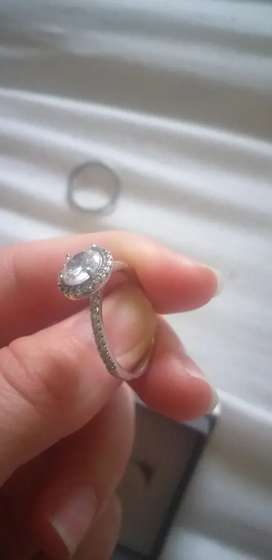 Silver ring for sale 2pc