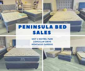 Bed Factory Clearance Sale