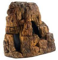 Sztuczna skałaka do akwarium terrarium SH-28