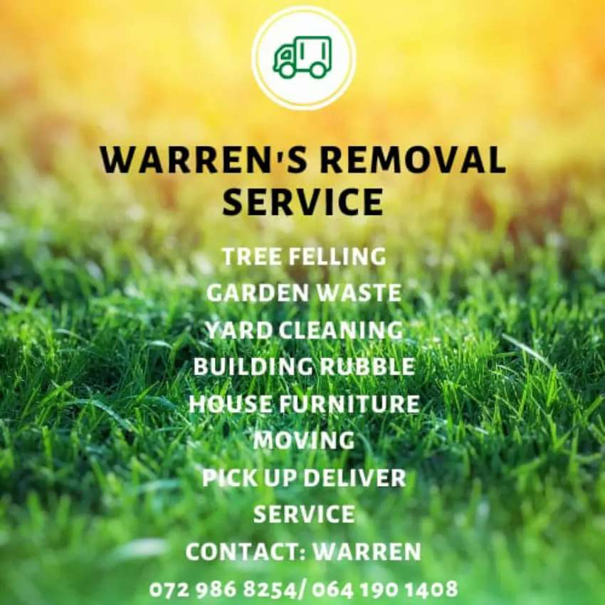 WARREN'S REMOVAL SERVICE 0