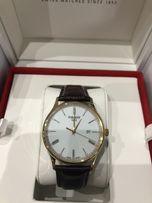 Złoty zegarek męski Tissot 18K
