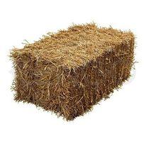Солома пшеничная тюковая(1000х500х300) 12-13 кг