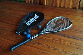 Prince TF Vector Squash Racket (please read)