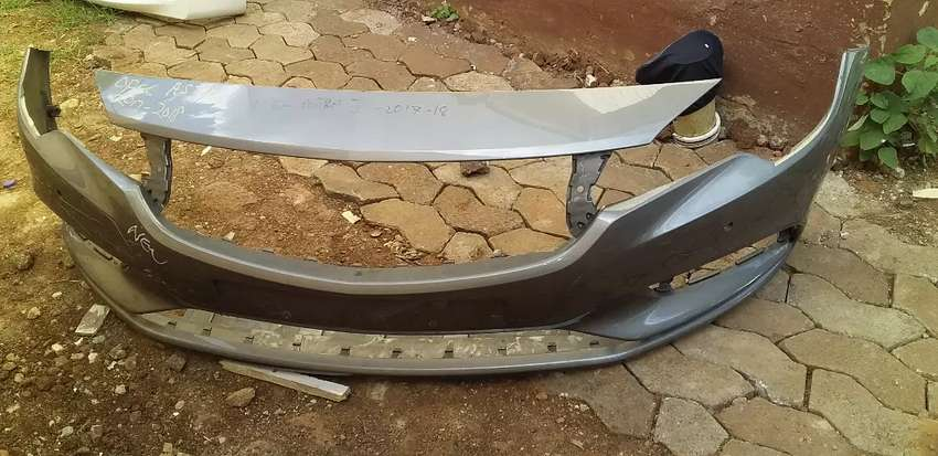 2017 OPEL ASTRA J FRONT BUMPER AVAILABLE 0